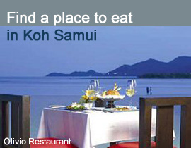 Guide to Samui Restaurants - Find a place to eat on the Island