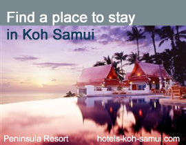 Book your transfer between Koh Samui airport and your hotel